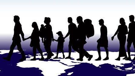 اشرح باختصار كيف تطلب وتعطى والاجراءات الضرورية للحصول على اللجوء السياسي
