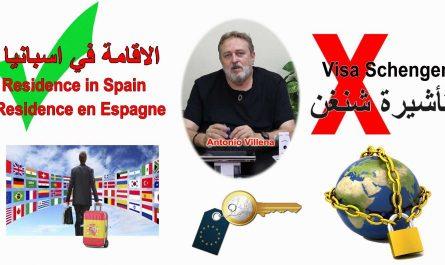 visa residence permit spain