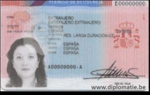 خصائص هذه الإقامة في إسبانيا وتجديده