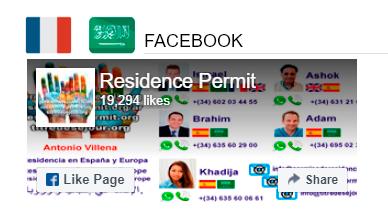 facebook visa