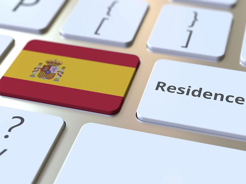 كيف تحصل على إقامة في إسبانيا بدون موارد مالية؟