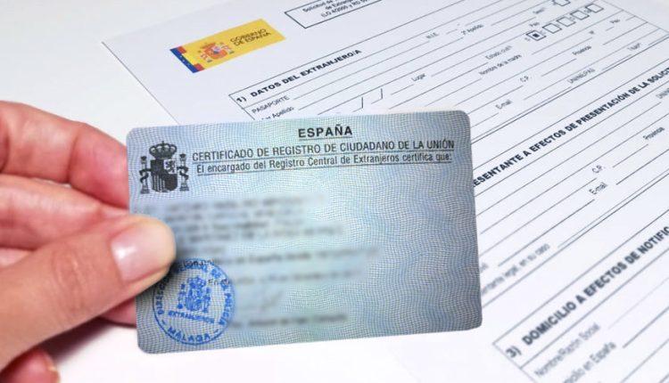 ستحصل على رقم الهويه للاجانب بدون ان تكون في إسبانيا